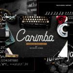 "CARIMBA - A ""script monoline"" que marca!"